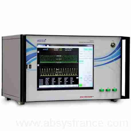 Oscilloscopes à échantillonnage optique